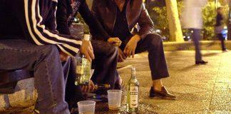 alcohol a menores