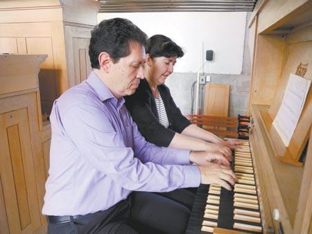 concierto de órgano
